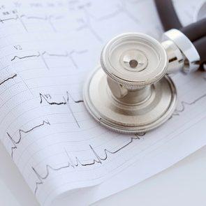 Des palpitations cardiaques comme symptômes.