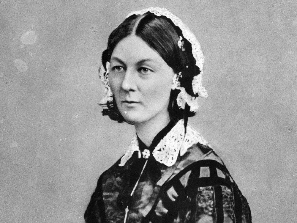 Florence Nightingale est l'un des héros de la communauté LGBTQ+.