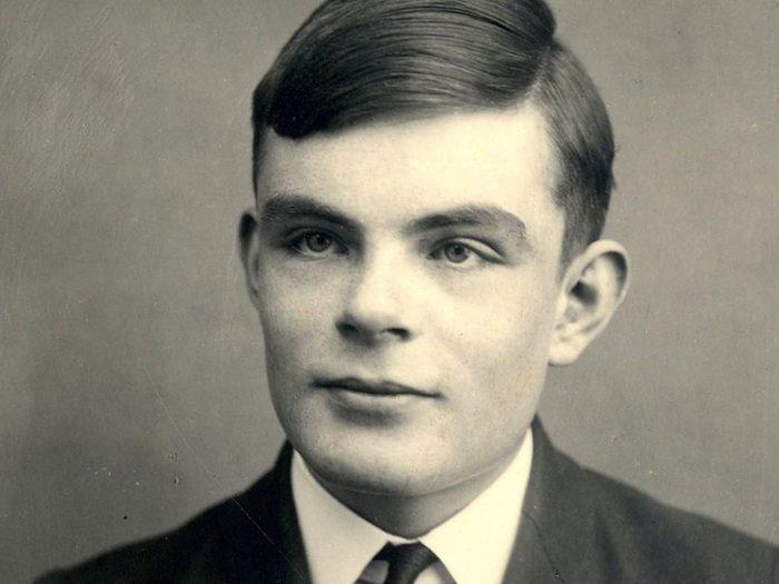 Alan Turing est l'un des héros de la communauté LGBTQ+.