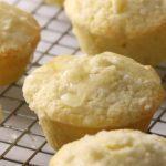 Muffins au citron façon crumble