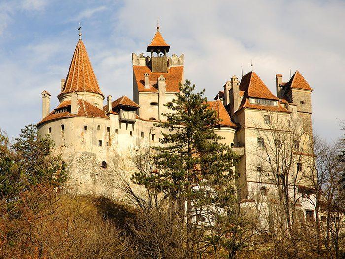 Château de Bran, Roumanie.