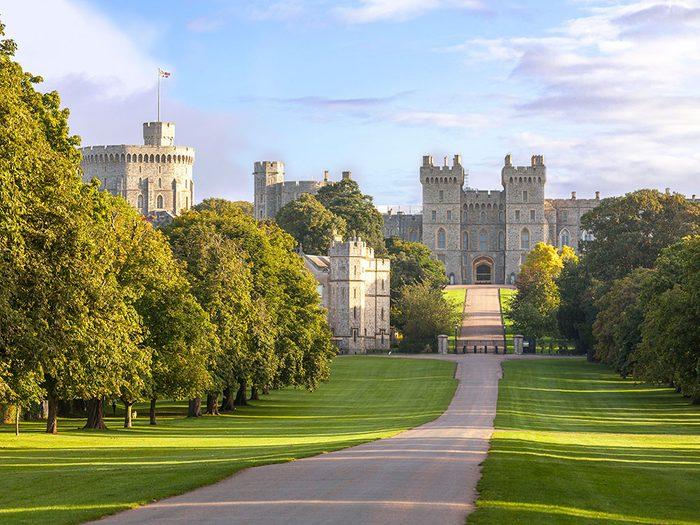 Château de Windsor, Angleterre.