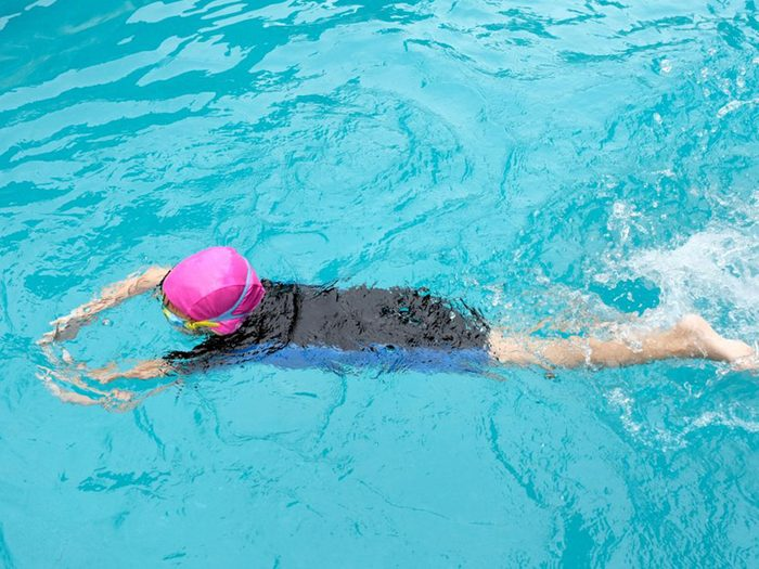 La noyade est l'un des dangers de l'été à surveiller.