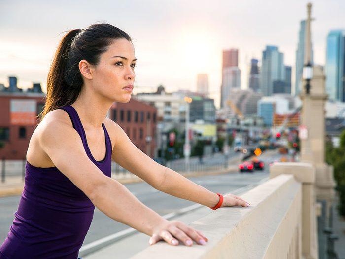 Être plus actif est l'une des bonnes habitudes à conserver après le déconfinement.