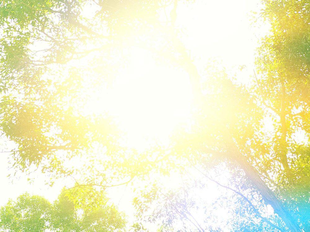 Dépression saisonnière: la lumière excessive.