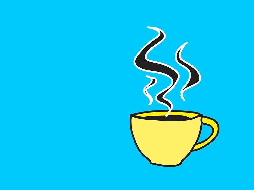 L'addiction au café est génétique.
