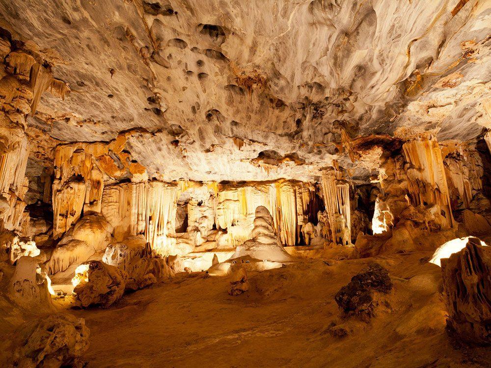 Les grottes de Cango.