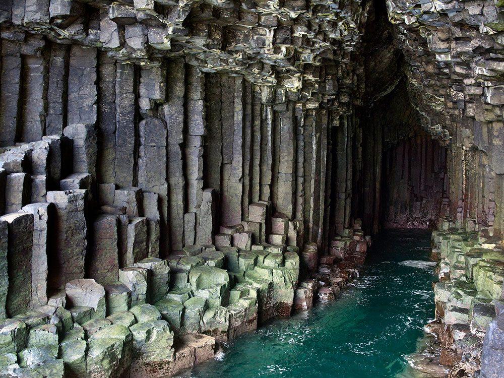 La grotte de Fingal.