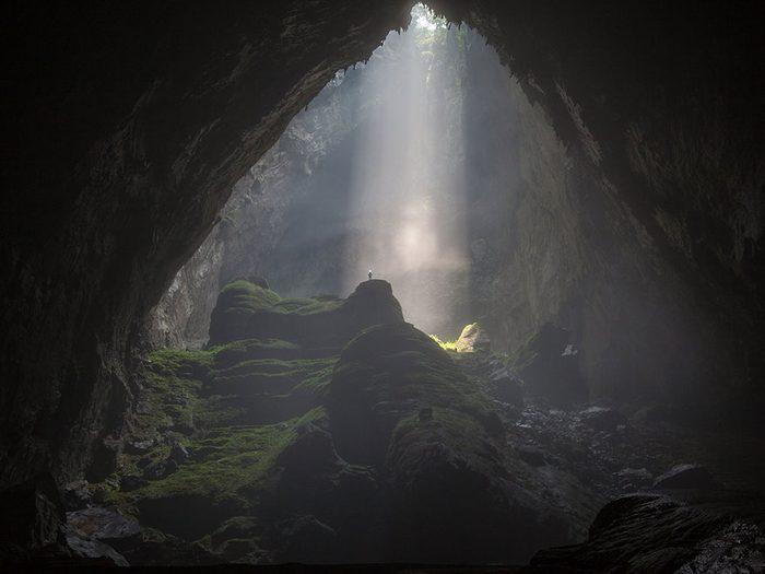 La grotte de Son Doong.