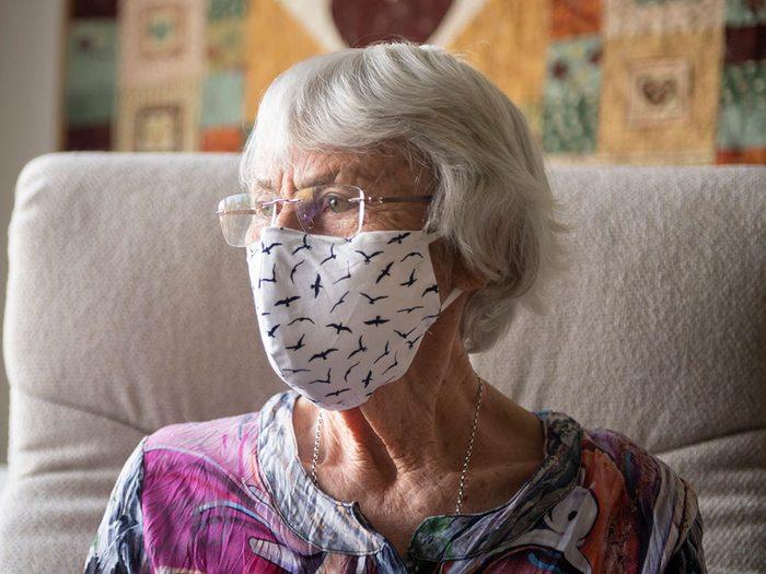 Pourquoi porter un masque de protection?