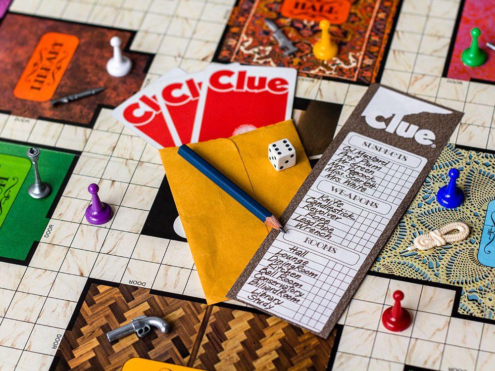 Les jeux de société rares sont des objets vintages.
