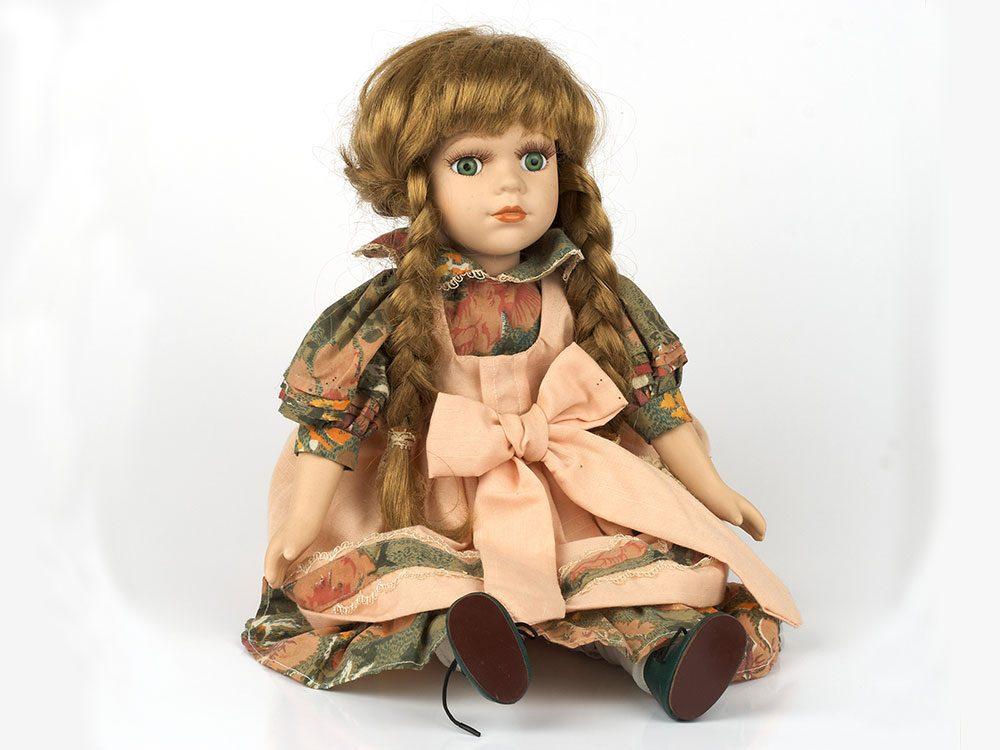Certaines poupées sont des objets vintages.
