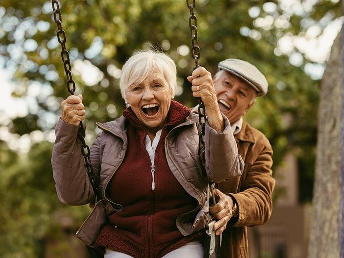 Vieillir En Sante Couple