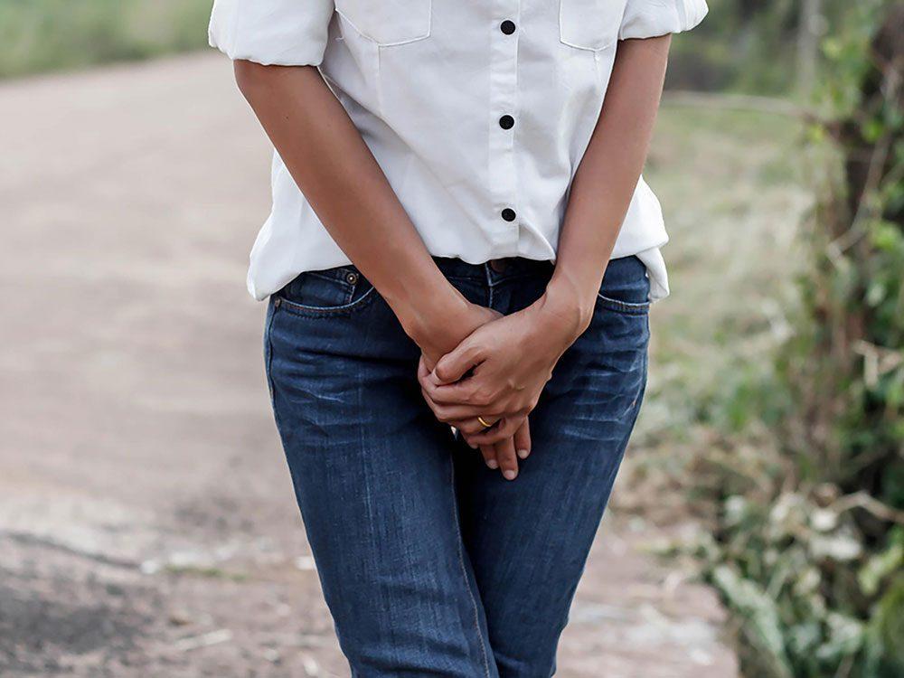 Le cancer de la peau peut se développer à travers le corps.