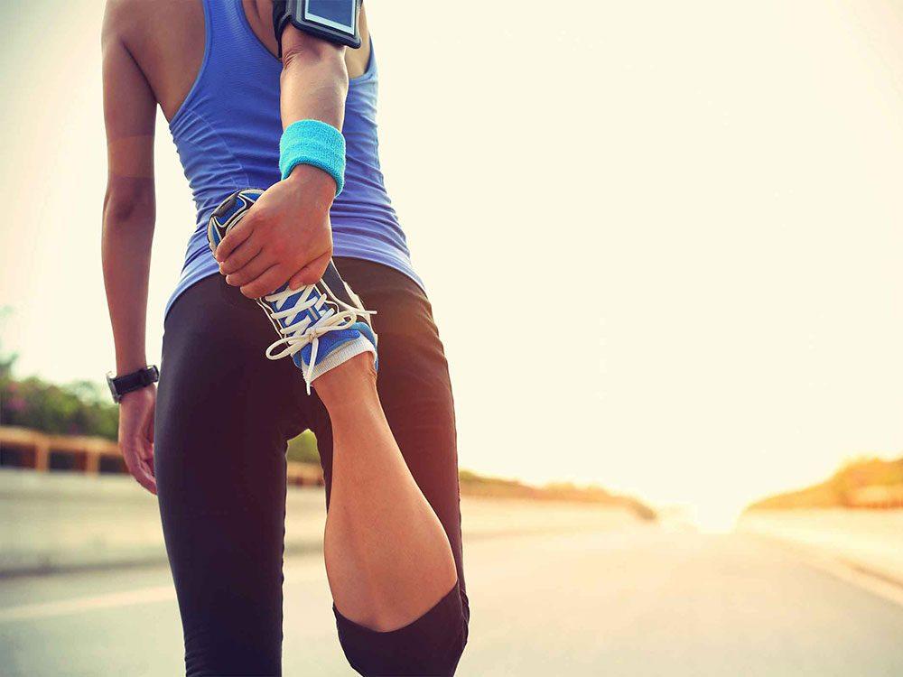 La cellulite a une composante génétique.