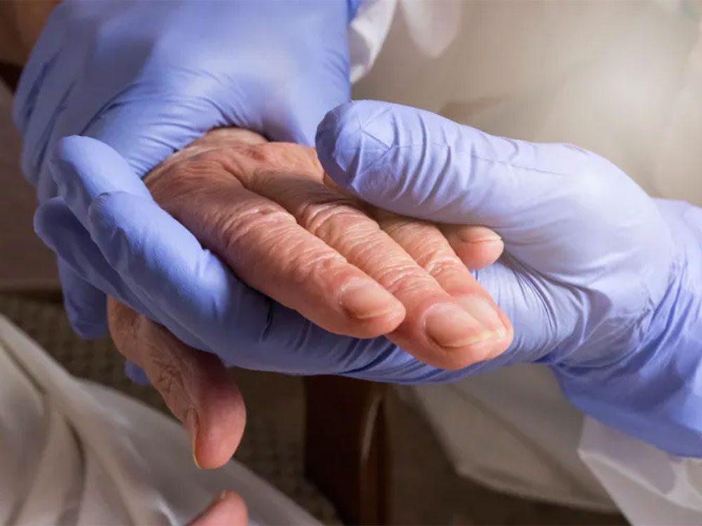 Des zones chaudes et froides sont mises en place pour les patients atteints de la Covid-19.