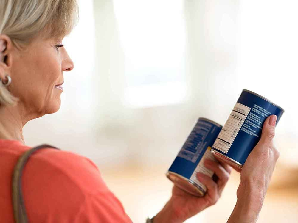 Étiquette des aliments: vous craquez pour les emballages d'apparences saines.