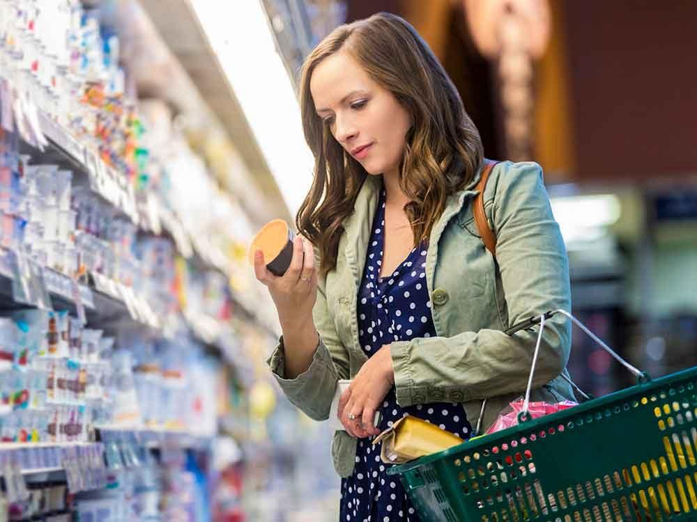 Les erreurs que vous commettez lorsque vous lisez l'étiquette d'un aliment.