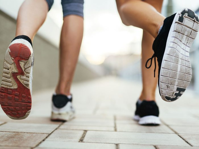 L'exercice est bon pour la mémoire à court terme.