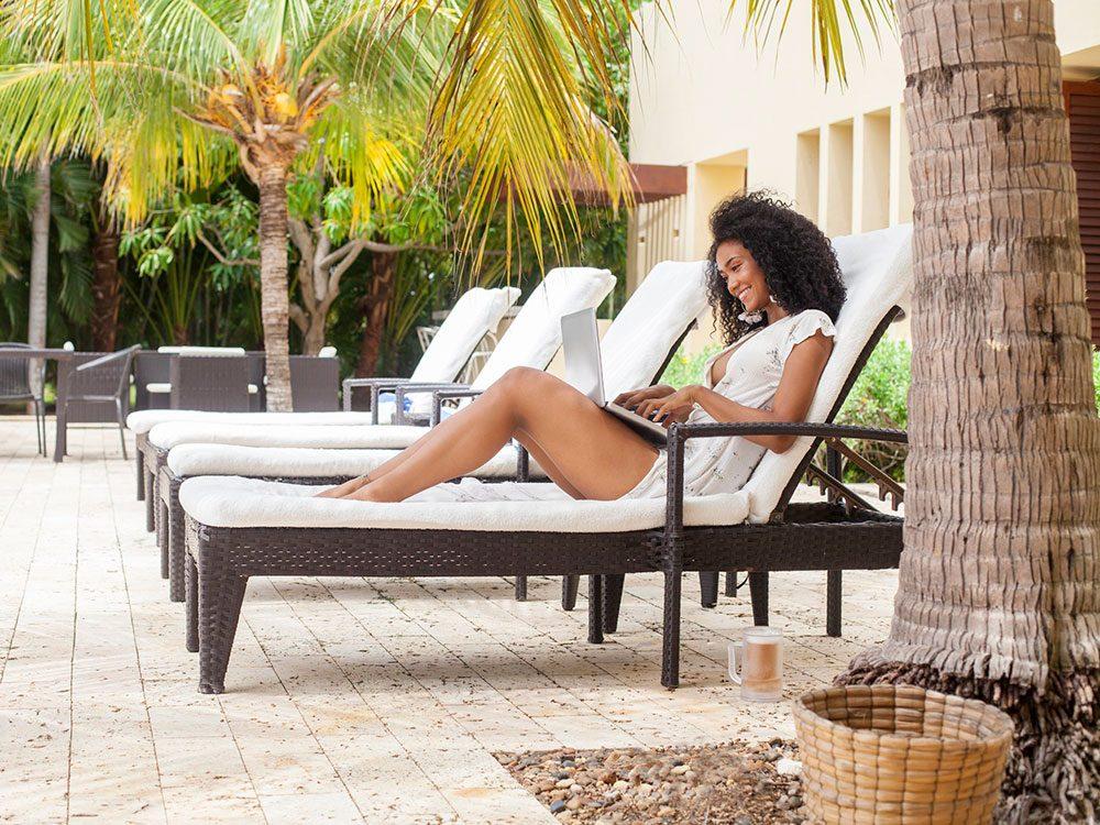 Recherchez des politiques d'annulation flexibles pour votre réservation à l'hôtel.