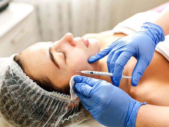 Soins de la peau: comment savoir si le Botox est fait pour moi?