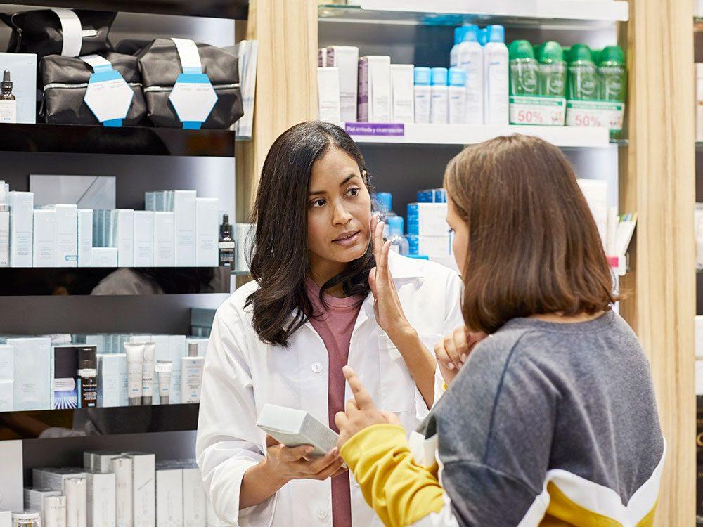 Quels produits ou ingrédients utiliser pour vos soins de la peau?