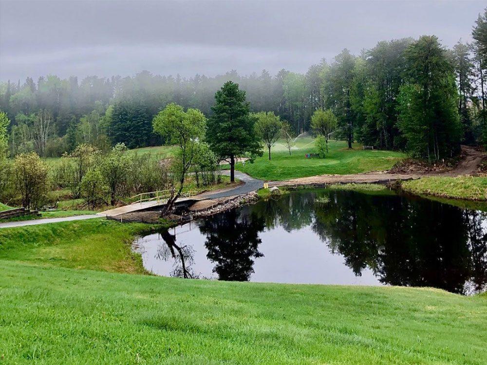 Le club country de Sioux Lookout fait partie des terrains de golf à moins de 100$ au Québec et au Canada.