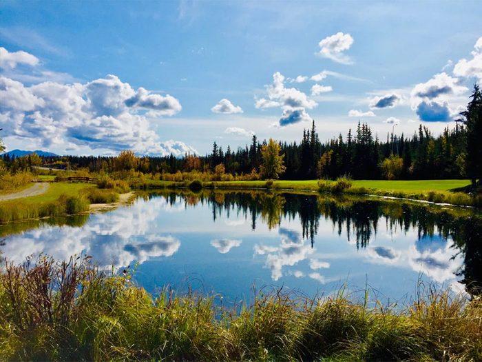 Le club Meadow Lakes fait partie des terrains de golf à moins de 100$ au Québec et au Canada.