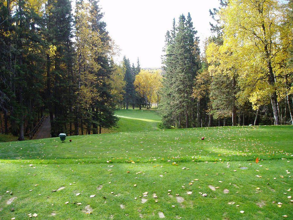 Le club Waskesiu fait partie des terrains de golf à moins de 100$ au Québec et au Canada.