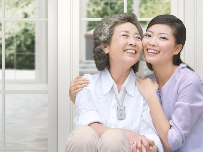 Alerte médicale: parlez à vos parents de leur projet de vie autonome.