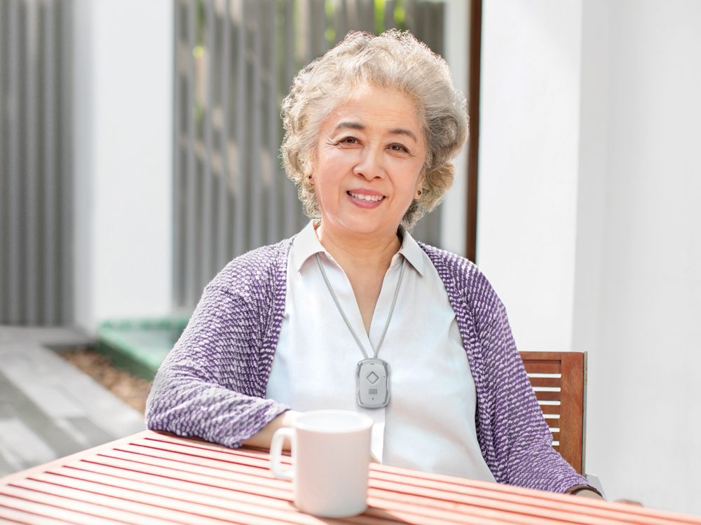 Alerte médicale: les Canadiens vieillissants souhaitent conserver leur autonomie.