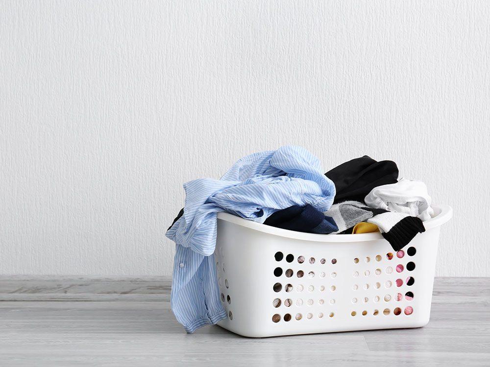 Faites attention à votre choix de lessive pour soulager vos allergies saisonnières.