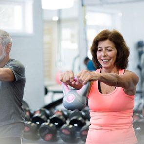 Comment rester en forme après 60 ans?