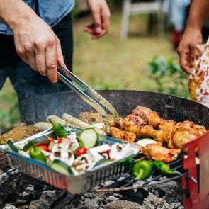 Les aliments au barbecue qui sont réellement bons pour votre santé.