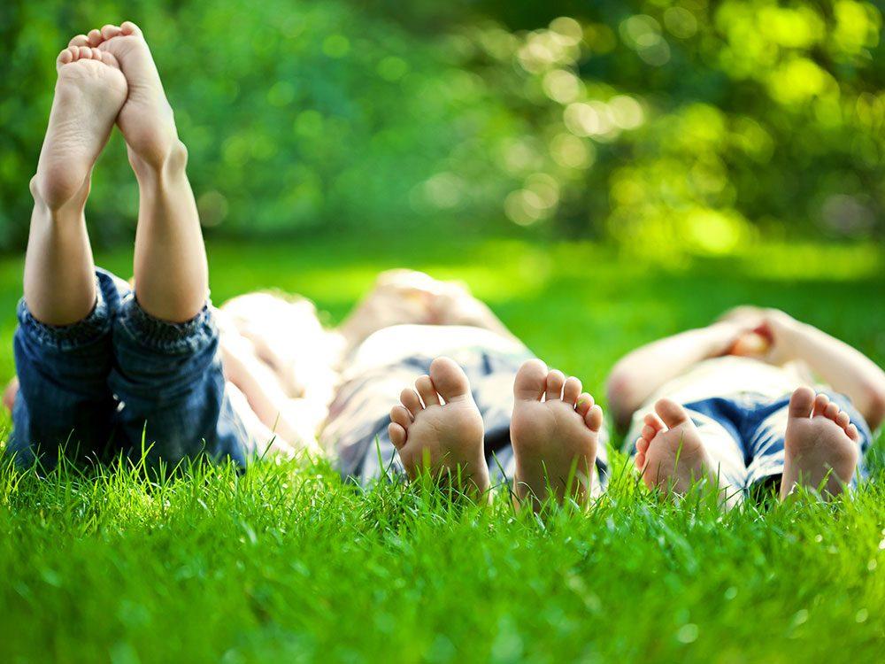 Notre place dans la famille influence notre personnalité.