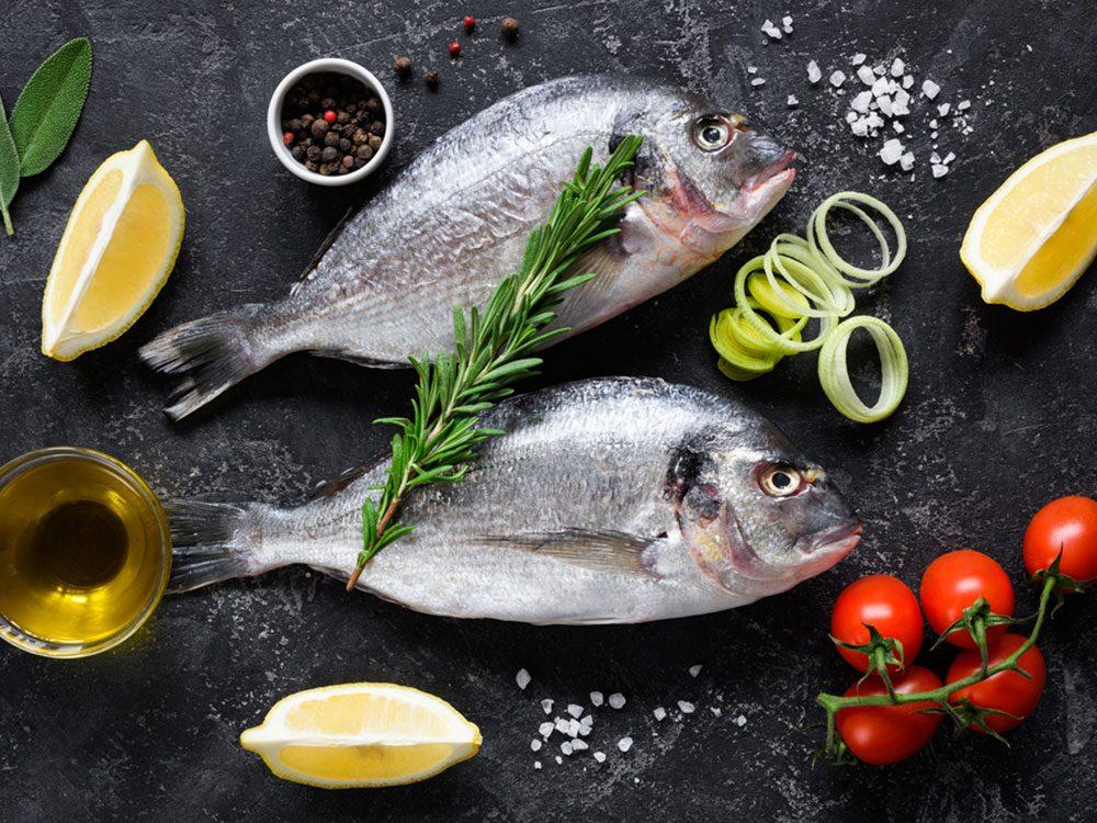 Les meilleurs poissons à manger.
