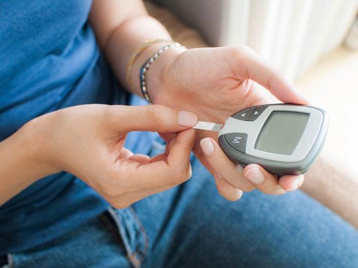Les ophtalmologistes peuvent détecter le diabète.