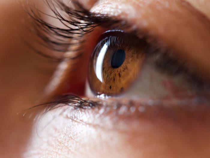 Les ophtalmologistes peuvent détecter une sclérose en plaques.