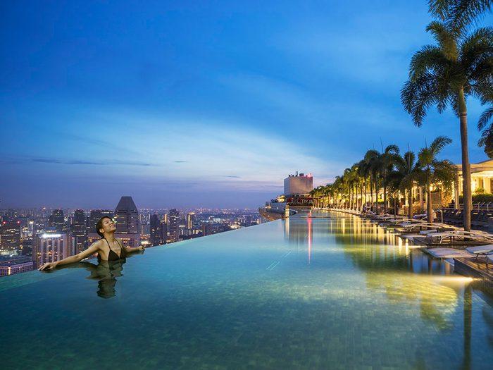 Les piscines de rêve du monde entier.