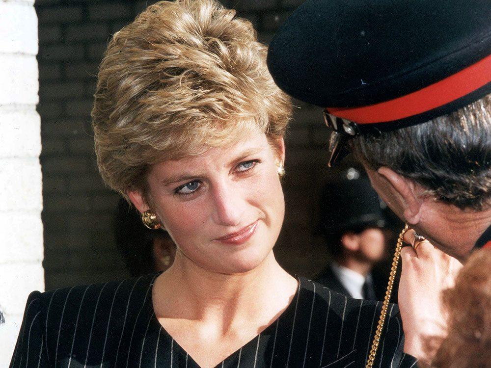 Le gouvernement américain espionnait la Princesse Diana.