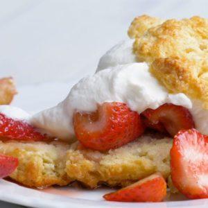 Le meilleur shortcake aux fraises