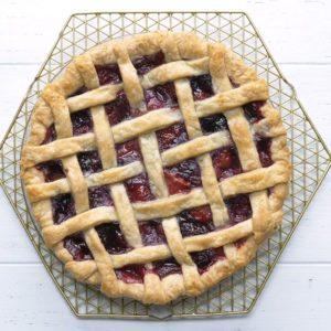 Recette de tarte aux petits fruits