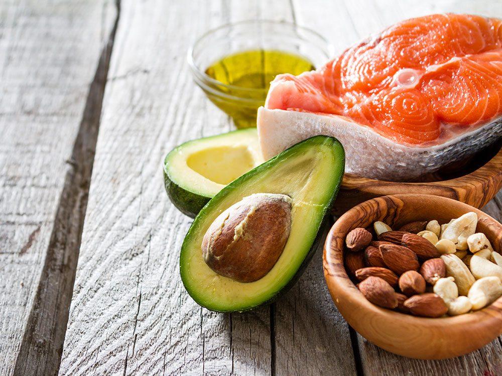 Les aliments riches en calories qu'il faut manger!