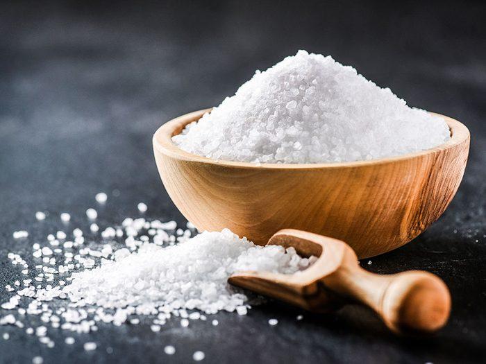 La valeur symbolique du sel.