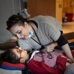 Répit et amour à la Maison de soins palliatifs pédiatriques André-Gratton