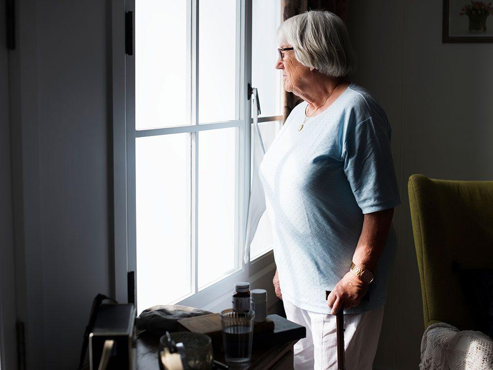 Les conséquences de la solitude sur la santé.