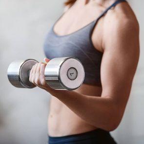 Un programme en haltérophilie pour gagner du tonus musculaire.