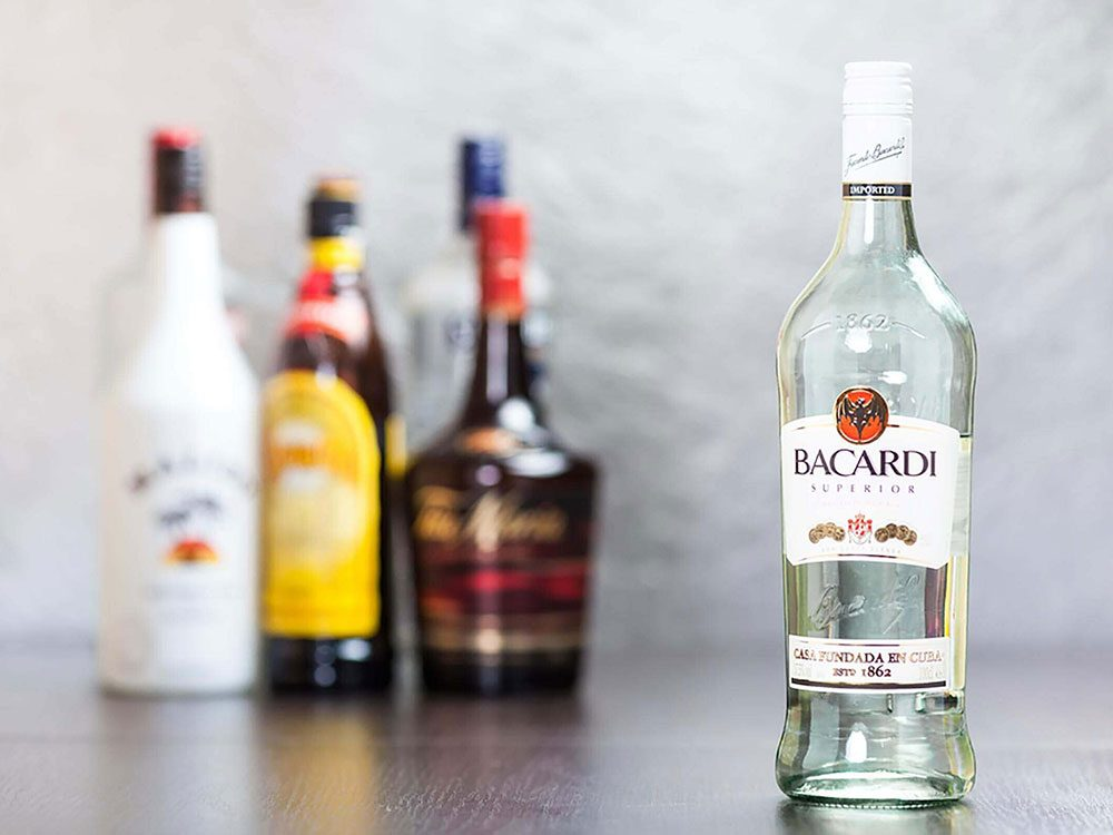 La date de péremption des alcools forts n'a pas réellement d'importance.