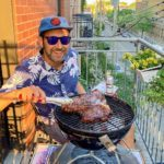 Bob le Chef et la cuisine d'automne au barbecue