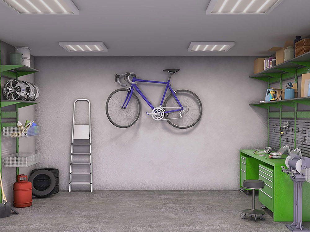 Comment augmenter la valeur de sa maison: pensez à revisiter le garage.